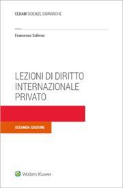 Lezioni di diritto internazionale privato