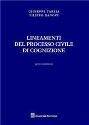 Lineamenti del processo civile di cognizione