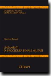 Lineamenti di procedura penale militare