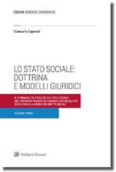 Lo stato sociale: dottrina e modelli giuridici
