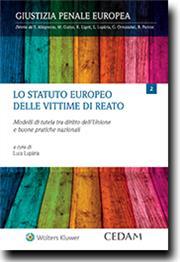 Lo statuto europeo delle vittime di reato