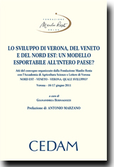 Lo sviluppo di Verona, del Veneto e del nord est: un modello esportabile all'intero paese?