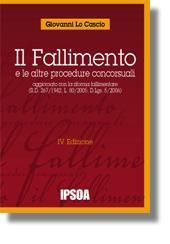 Manuale - Il Fallimento e le altre procedure concorsuali