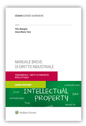 Manuale breve di diritto industriale
