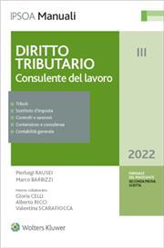 Manuale del Praticante Consulente del Lavoro - Diritto tributario