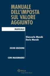 Manuale dell'Imposta sul valore aggiunto