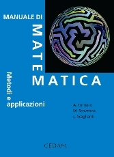 Manuale di Matematica - Metodi e applicazioni
