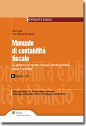 Manuale di contabilità fiscale