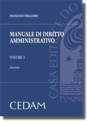Manuale di diritto amministrativo. Vol. III: Giustizia