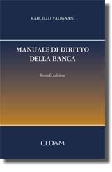 Manuale di diritto della banca
