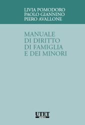 Manuale di diritto di famiglia e dei minori