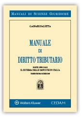Manuale di diritto tributario - Parte speciale: Il sistema delle imposte in Italia
