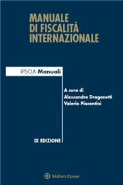 Manuale di fiscalità internazionale