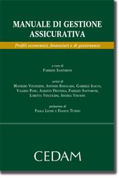 Manuale di gestione assicurativa - Profili economici, finanziari e di governance