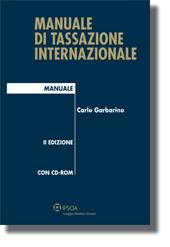 Manuale di tassazione internazionale