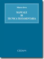 Manuale di tecnica testamentaria