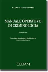 Manuale operativo di criminologia