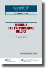 Manuale per l'applicazione dell'ICI