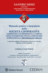 Manuale pratico e formulario delle società cooperative