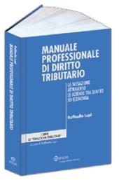 Manuale professionale di diritto tributario