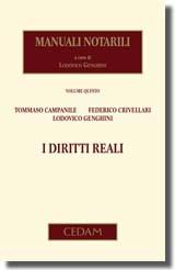 Manuali notarili Vol. V - I diritti reali