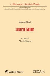 Massimo Nobili. Scritti inediti