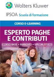 Master Esperto Paghe e contributi (corso base+avanzato+specialistico)