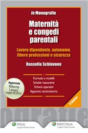 Maternità e congedi parentali