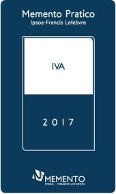Memento Pratico - IVA 2017