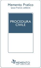 Memento Pratico - Procedura civile 2017