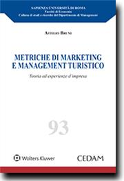 Metriche di marketing e management turistico