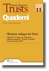 Moderni sviluppi dei trust