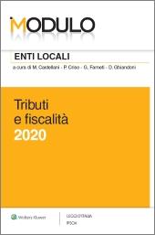 Modulo Enti locali 2016 - Tributi e fiscalità