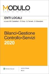 Modulo Enti locali 2017 - Bilanci Gestione Controllo Servizi