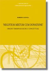 'Negotium mixtum cum donatione'