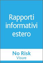 No Risk - RAPPORTI INFORMATIVI ESTERO