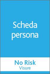 No Risk Visure - Scheda persona