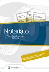 Notariato - Raccolta delle annate 1995-2018