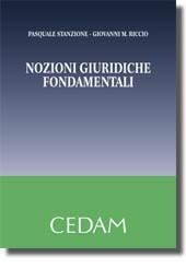 Nozioni giuridiche fondamentali