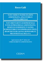 Nuove norme in materia di azione amministrativa, appalti pubblici e danno ambientale