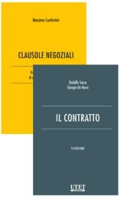 Offerta 2 volumi: Clausole negoziali + Il contratto