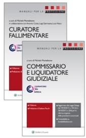 Offerta 2 volumi: Commissario e liquidatore giudiziale + Curatore fallimentare