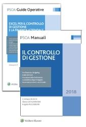 Offerta 2 volumi: Controllo di gestione + Excel per il controllo di gestione e la finanza aziendale