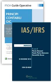 Offerta 2 volumi: Principi Contabili OIC + IAS/IFRS