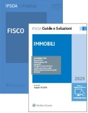 Offerta 2x1! FISCO + IMMOBILI