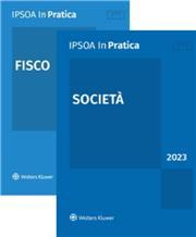 Offerta 2x1! FISCO + SOCIETA'