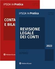 Offerta 2x1! REVISIONE LEGALE DEI CONTI + CONTABILITA' E BILANCIO