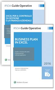 Offerta: Business Plan + Excel per il controllo di gestione e la finanza aziendale