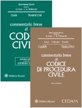 Offerta Commentari Breviaria Iuris: Codice civile + Codice di procedura civile