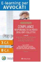Offerta: Compliance - Commentario + E-learning per avvocati (pacchetto 5 crediti formativi)